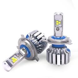Κιτ με 2 H4 LED φώτα αυτοκινήτου 40W/8-48V
