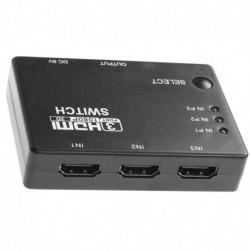 Τριπλός επιλογέας HDMI με τηλεκοντρόλ