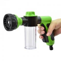 Πιεστικό πιστόλι νερού με δοχείο σαπουνιού