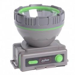 Επαναφορτιζόμενος φακός κεφαλής CREE LED - 1600lm