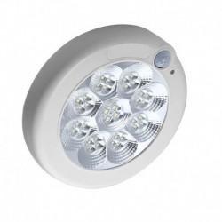 Φωτιστικό LED 7W με αισθητήρα κίνησης - Ψυχρό φως