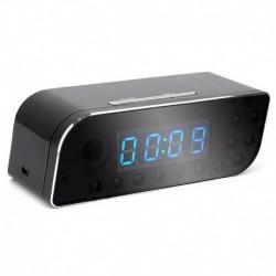 Ψηφιακό ρολόι - ξυπνητήρι - IP κάμερα εσωτερικού χώρου με νυχτερινή λήψη