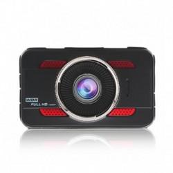 """Κάμερα αυτοκινήτου DVR Blackbox 3"""" Full HD 1080P 170o με νυχτερινή λήψη και κάμερα οπισθοπορείας OEM 52005"""