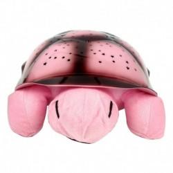 Νυχτερινό φωτιστικό χελωνάκι - Ροζ