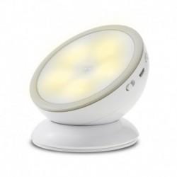 Φωτιστικό LED με αισθητήρα κίνησης και μαγνητική βάση