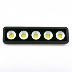 Προβολέας COB LED 5x10W με ψυχρό φωτισμό