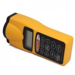Ψηφιακό αποστασιόμετρο υπερήχων Ultrasonic CP-3007 Distance Measure Laser Point