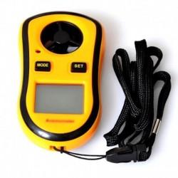 Ψηφιακό ανεμόμετρο και θερμόμετρο - GM8908