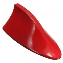 Kεραία αυτοκινήτου οροφής αυτοκόλλητη Shark Fin - Κόκκινη