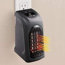 Μίνι φορητό κεραμικό αερόθερμο πρίζας 350W Handy Heater