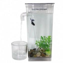 Ενυδρείο που καθαρίζεται μόνο του 1L - My fun Fish Tank
