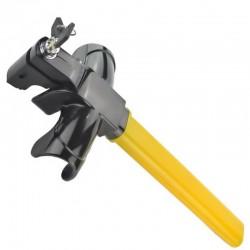 Αντικλεπτικό μπαστούνι - κλειδαριά τιμονιού και ταμπλό αυτοκινήτου