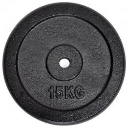 Μεταλλικός δίσκος βαρών - 15Kg