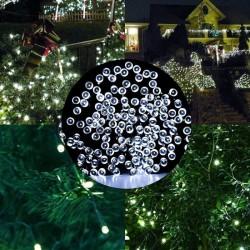 Χριστουγεννιάτικα λαμπάκια 200 Led με ψυχρό φωτισμό
