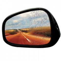 Προστατευτικό φιλμ καθρέφτη αυτοκινήτου για ασφαλή οδήγηση στη βροχή - 2 τμχ