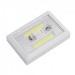 Φωτιστικό μπαταρίας COB LED με μαγνήτη - 2 τεμάχια