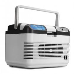 Ηλεκτρικό φορητό ψυγείο 12L ψύξης και θέρμανσης 12V / 220V