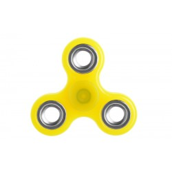 Αγχολυτικό παιχνίδι Fidget Spinner Anti Stress 1 minute - Yellow/Silver