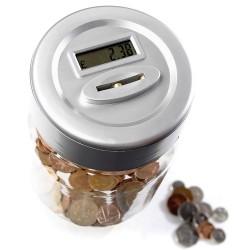Κουμπαράς με καταμετρητή κερμάτων - Digital Money Box