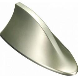 Kεραία αυτοκινήτου οροφής αυτοκόλλητη Shark Fin - Χρυσή