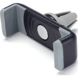Περιστρεφόμενη βάση στήριξης στον αεραγωγό του αυτοκινήτου για όλα τα κινητά έως 6cm