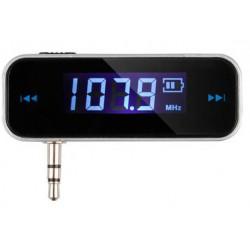 FM Transmitter για τη μετάδοση μουσικής από κινητό στο αυτοκίνητο