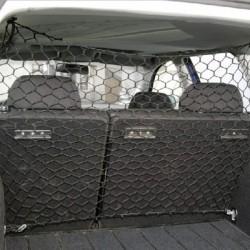 Διαχωριστικό δίχτυ ασφαλείας αυτοκινήτου - 70 x 100 cm