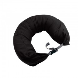 Εύκαμπτο μαξιλάρι καθίσματος για προσκέφαλο - Μαύρο