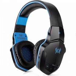 Ασύρματα ακουστικά gaming Kotion B3505 με Bluetooth V4.1 & μικρόφωνο - Μπλε