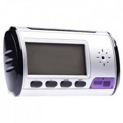 Ψηφιακό ρολόι - ξυπνητήρι - καταγραφικό με κάμερα και χειριστήριο