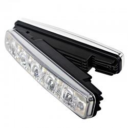 Αδιάβροχα LED προβολάκια αυτοκινήτου - λευκό φως