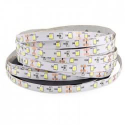 Αυτοκόλλητη ταινία LED φωτισμού 3528 SMD / 12V / 5m - Ψυχρό φως