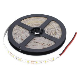Αδιάβροχη αυτοκόλλητη ταινία LED φωτισμού 3528 SMD / 12V / 5m - Ψυχρό φως