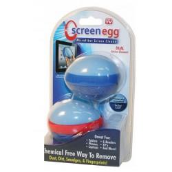 Καθαριστικό για οθόνες κινητών, tablet και υπολογιστών - Screen Cleaner Egg
