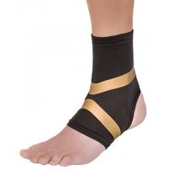 Επιστραγαλίδα ελαστική - Copper Fit Compression Ankle Sleeve