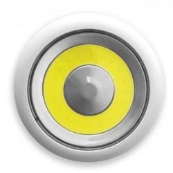 Μίνι αυτοκόλλητο LED φωτιστικό με ψυχρό φως
