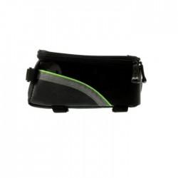 Τσαντάκι ποδηλάτου με touch screen θήκη κινητού - Roswheel bike phone case - Πράσινο