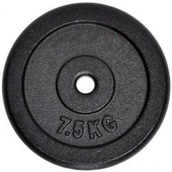 Μεταλλικός δίσκος βαρών - 7.5Kg