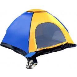 Σκηνή camping 3 ατόμων - 200x200x130cm