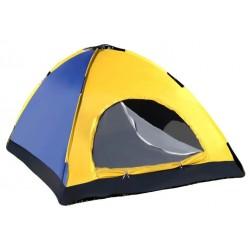 Σκηνή camping 4 ατόμων - 200x250x150cm