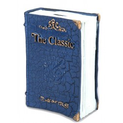 Διακοσμητικό Βιβλίο - Μπλε