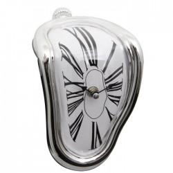 """Επιτραπέζιο ρολόι που """"λιώνει"""" Melting Clock"""