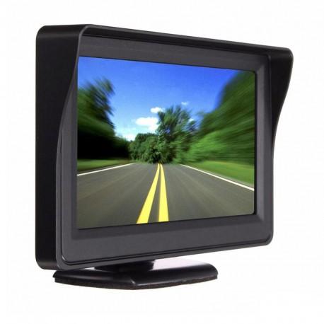 """Οθόνη αυτοκινήτου TFT-LCD Monitor 4.3"""""""