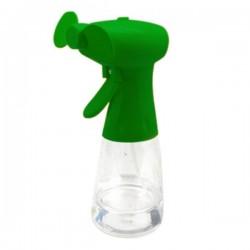 Ανεμιστηράκι χειρός με σύστημα ψεκασμού - Πράσινο