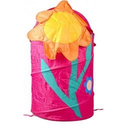 Παιδικό κάλαθι απλύτων - Λουλούδι