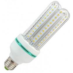 Βιδωτός λαμπτήρας οικονομίας LED 980lm, 3U / 12W / E27 με θερμό φως ενεργειακής κλάσης Α