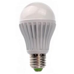 Βιδωτή Λάμπα οικονομίας LED 9W / Ε27 700 lm - Ψυχρό φως