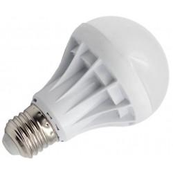 Βιδωτή Λάμπα οικονομίας LED 7W / Ε27 / 550lm με θερμό φως