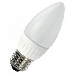 Βιδωτή λάμπα - κερί LED E27/3W 240 lm - Ψυχρό φως