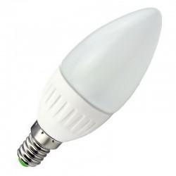 Βιδωτή λάμπα - κερί LED E14/3W 240 lm - Economy Lamp 3W